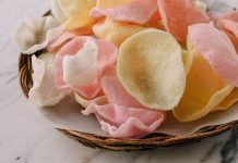 prawn crackers